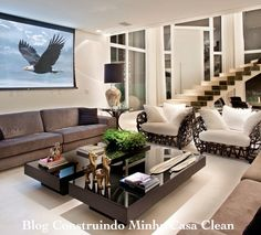 Casa Branca Moderna e Maravilhosa! Fachada, Interior e Projeto!!!