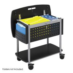 File Carts – Ultimate Office Home Office Organization, Office Storage, Craft Organization, Filing Storage, Office Desk, Armoire, Mobile File Cabinet, Mobile Storage, Hanging Files