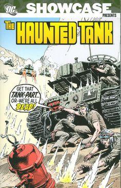 Showcase Presents: Unknown Soldier, Vol. War Comics, Archie Comics, Anime Comics, Vintage Comic Books, Vintage Comics, Comic Frame, Joe Kubert, Adventure Movies, Free Books Online