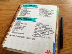 Recipes - Anastasiya L.