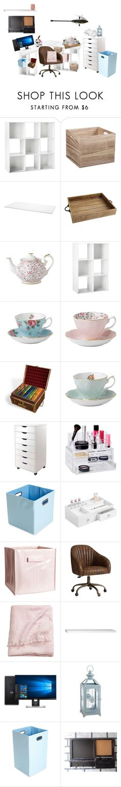 """Room."" by princess-lily-malik ❤ liked on Polyvore featuring interior, interiors, interior design, home, home decor, interior decorating, Room Essentials, Circo, freedomRail and Royal Albert"
