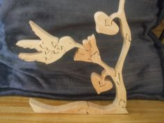 Scroll Saw Puzzle
