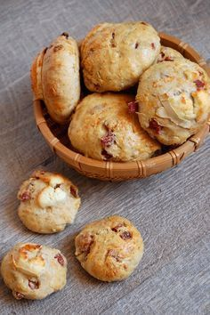 Blog Cuisine & DIY Bordeaux - Bonjour Darling - Anne-Laure: Délicieuses petites fougasses Bacon-Oignon-Romarin