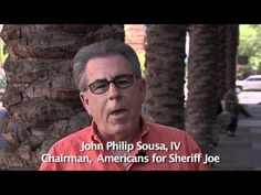 Americans for Sheriff Joe TV Ad: Jacobson