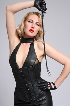 geld dominatrix outfits