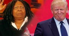 """ABC's """"The View"""" host Whoopi Goldberg has made it more than clear that she doesn't like Donald Trump. Is anyone surprised to hear that? What is shocking, however, is how far Goldberg is willing to go to get her point across. On a recent airing of the show, Goldberg went on what Conservative Post called …"""