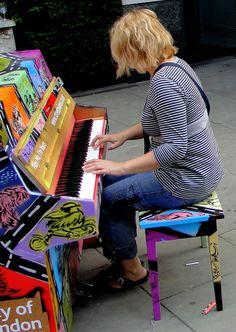 LONDON <3 Piano