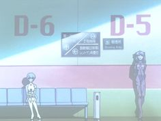Evangelion asuka and rei