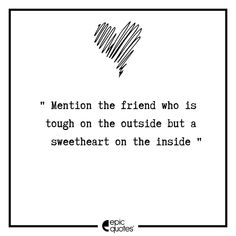 Tag the sweethearts of your group ❤️ Follow @epicquotes.in and @epicstuff.in and you could win some epic merchandise! . #friendsquotes #friendquotes #bestfriendquotes #friendshipgoals💕 #friendshipday #friendslikefamily #friendsforever #friendships #friendsayings #friendslikefam #epicquotes #tagfriends #epicstuff #giveaway #lovefeelings #feelingsquotes #lovelifequotes #writingsociety #writingtips #writersconnection #poetsandwriters #positiveliving