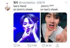 Jikook, K Pop, Hoseok, Seokjin, Namjoon, Taehyung, Bts Vmin, Bts Maknae Line, Bts Memes Hilarious