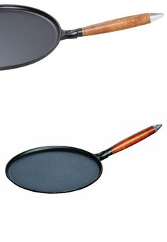 1212823 Crepe Pan with Spreader and Spatula%2C 11%22 %2D Black Matte