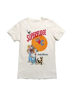 superfudge by judy bloom t-shirt.