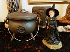 Why am I a witch and not something else? There are many factors involved and only a small part of it is cake...