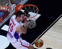 Nikola Kalinić, Serbia, FIBA World Cup, Spain 2014