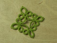 Learn to Needle Tat Tutorial (in Polish - use Google translate) #tatting