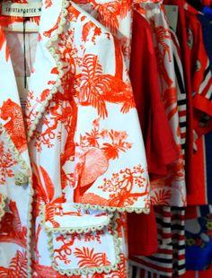 #shirtaporter SS14 #savannah print