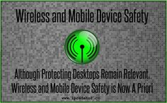 Wireless and Mobile Device Safety Awareness Image-Free to Download, Edit and Rename for Educational Purposes-Michael Nuccitelli, Psy.D. iPredator Inc. New York, USA   iPredator Internet Safety Website https://www.ipredator.co    #MobileDeviceSafety #CyberstalkingPrevention #OnlineSafety #InformationSecurity #iPredator #MichaelNuccitelli #Cybercrime #CriminalDefamation #InfoSec #Internet #CyberSecurity #Wireless