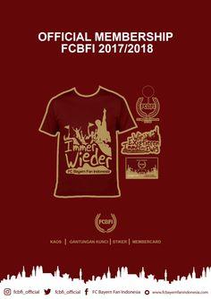 OPen member FCBFI periode 1 tahun 2017