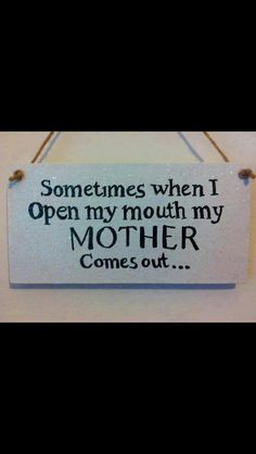 Funny pictures about When I open my mouth. Oh, and cool pics about When I open my mouth. Also, When I open my mouth. Great Quotes, Quotes To Live By, Funny Quotes, Inspirational Quotes, Quotable Quotes, Awesome Quotes, Mom Quotes, Family Quotes, Hilarious Sayings