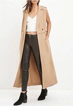 Arianna Sleeveless Jacket