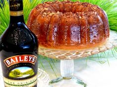Bailey's Irish Cream Cake:  I made this for Christmas and it was very moist and good.  I would make it again.