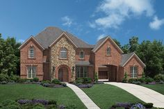 Toll Brothers - Venetian - The Traditional