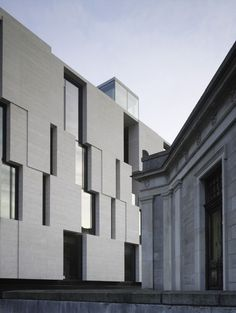 Courtesy of Mccullough Mulvin Architects
