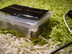 How To Make A Powerful USB Charger From 2 Solar Garden Lights - SHTF Preparedness
