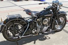 1948 Harley Davidson Panhead, I hope to have one of these someday!