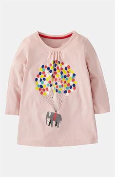Mini Boden 'Tall Tales' Tee (Little Girls & Big Girls) available at #Nordstrom $26