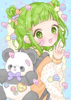 Pin by chelsea saint-dreher on cute cute kawaii~ images and arts in Cute Anime Chibi, Kawaii Chibi, Kawaii Art, Kawaii Anime Girl, Anime Art Girl, Images Kawaii, Anime Child, Comic Drawing, Cute Kawaii Drawings