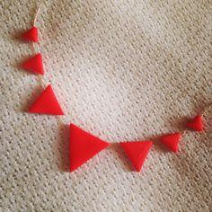 #necklace #handmade #polymerclay #diy #jewels #fimo