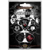 Black Veil Brides - Plectrum Pack - Skull.  gitárpengető szett Black Veil Brides, T-shirt Rock, Heavy Metal, Skull, Punk, Destiny, Heavy Metal Music, Skulls
