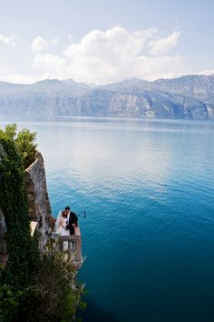 Wedding Photography in Malcesine Castle, Italy