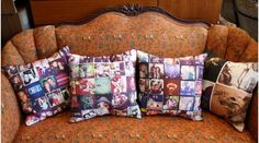 Stitchagram. Turn your Instagram photos into lovely pillows.