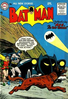 Not sure why Batman's dog needs a mask...
