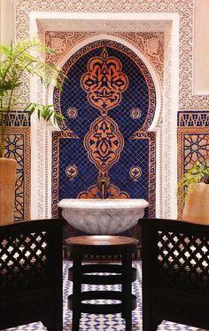 Royal Mansour | Marrakech