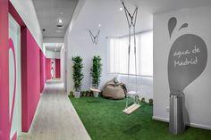 foorni.pl | Hostel U w Madrycie, korytarz