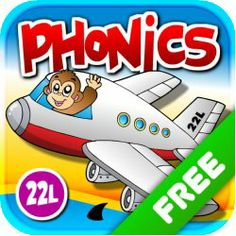 APP Phonics Island: ABCs First Phonics and Letter Sounds School Adventure vol 1 - Value and Savings with Hope ($1.99)