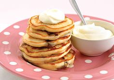 Looking to satisfy your sweet-tooth? No sweat, these Chocolate Chip Pikelets are easy to make and even easier to eat.