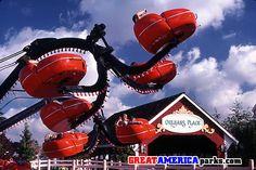 Octopus ride.