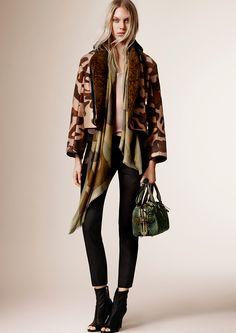 Burberry Prorsum Pre-Fall 2015 – Vogue