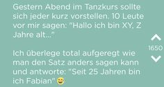 Mehr musst du nicht wissen … Funny Stories, Haha, Humor, Funny Stuff, German, Random, Simple, Funny Sayings, Funny Pics
