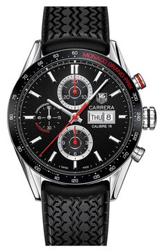 TAG Heuer 'Monaco Grand Prix' Automatic Watch (Limited Edition) | Nordstrom