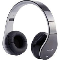 iLive IAHB64B Bluetooth Stereo Headphones w/Microphone - Black
