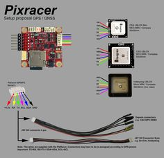 Pixracer Autopilot, the new PIXHAWK generation is available - RC Groups