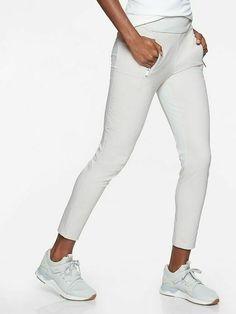 Athleta Headlands Hybrid Tight Size 4T 4 TALL MOONLIGHT GREY NWT  fashion   clothing   b787a70e6
