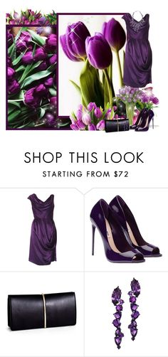 """""""Tulips..."""" by asia-12 ❤ liked on Polyvore featuring Project D London, Nina Ricci and Plukka"""