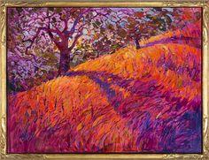 Adelaida Orange in the stunning Open Impressionism frame.