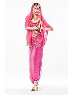Belly Dance Stage Performance Outfits with Pants Indian Styl... – JPY ¥ 3,811